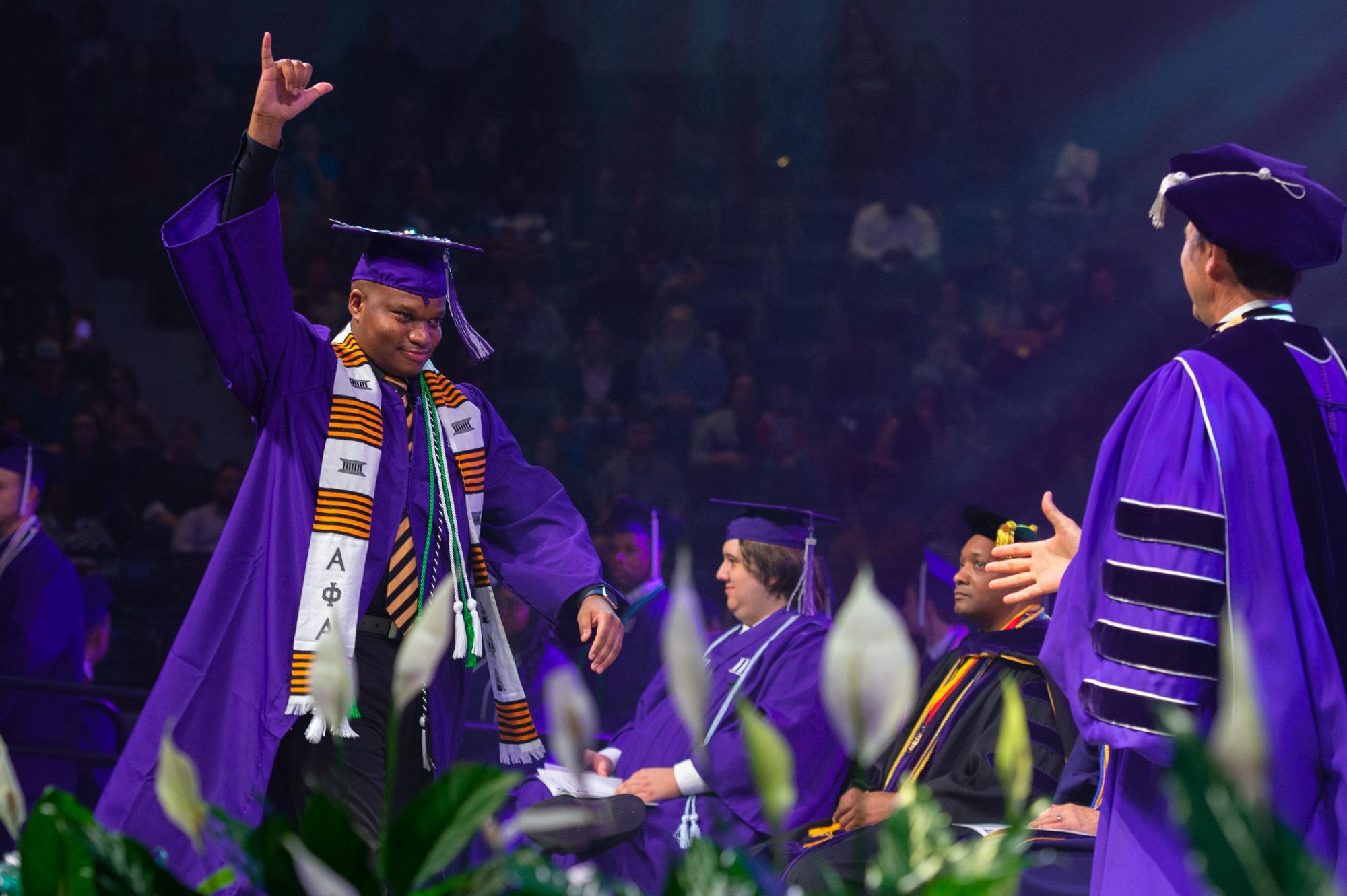 Northwestern University Graduation 2020.Graduation Northwestern State University