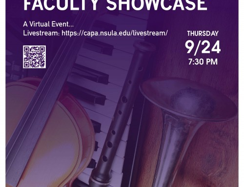 Music Faculty Showcase to be held Sept. 24