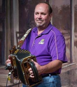 Jamie Berzas & the Cajun Tradition Band