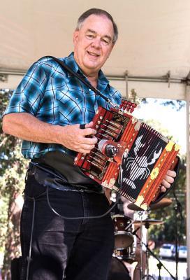 Bruce Daigrepont Cajun Band
