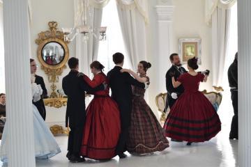 The Louisiane Vintage Dancers