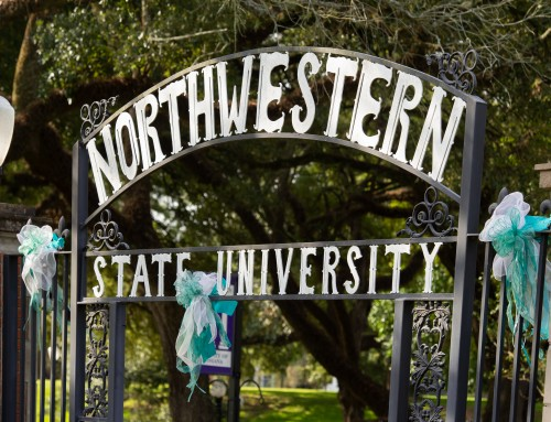 NSU joins Turn the Town Teal for ovarian cancer awareness